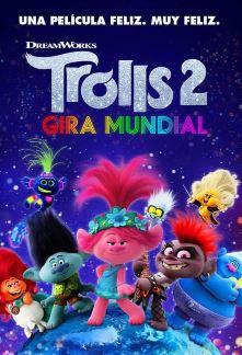 Trolls 2 Gira mundial (2020) Online latino hd