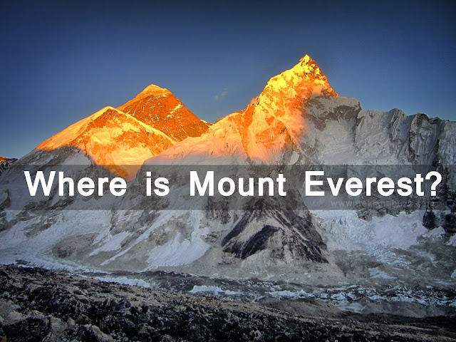 Where is Mount Everest