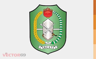 Logo Provinsi Kalimantan Barat (Kalbar) - Download Vector File AI (Adobe Illustrator)