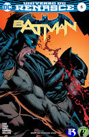 DC Renascimento: Batman #5