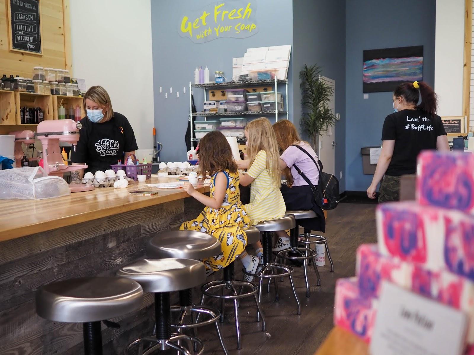 Buff City Soap Co. opens location in Murfreesboro, offers