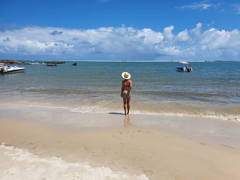 O que fazer em Sergipe: Praia do Saco