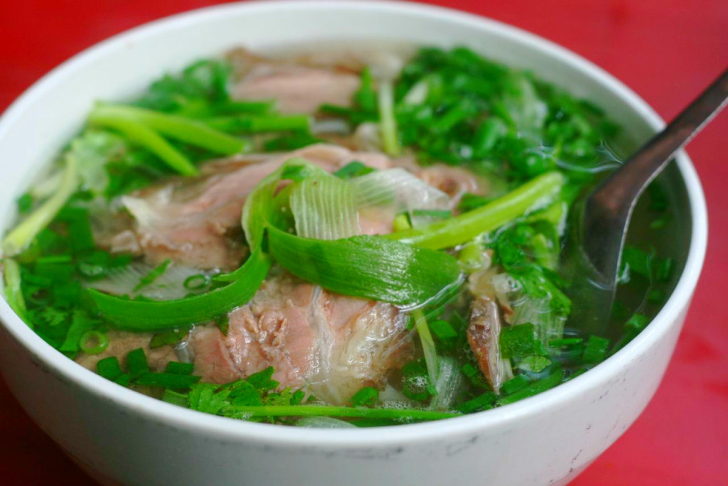 Vietnam Hanoi food guide