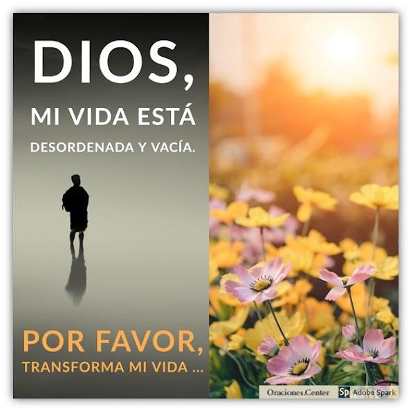 Dios, Ayúdame a Cambiar mi Vida!