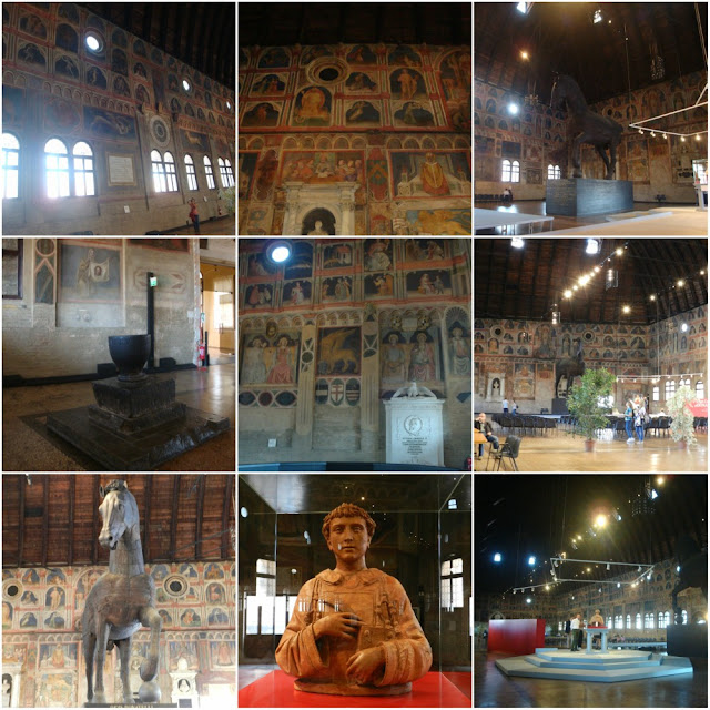 O que fazer em Padova (Pádua) além do Santo Antônio - Palazzo della Raggione
