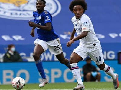 """Video Leicester 0-1 Chelsea: Vây hãm nghẹt thở, người hùng """"siêu dự bị"""""""