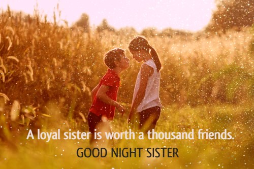 good night images hd for sister