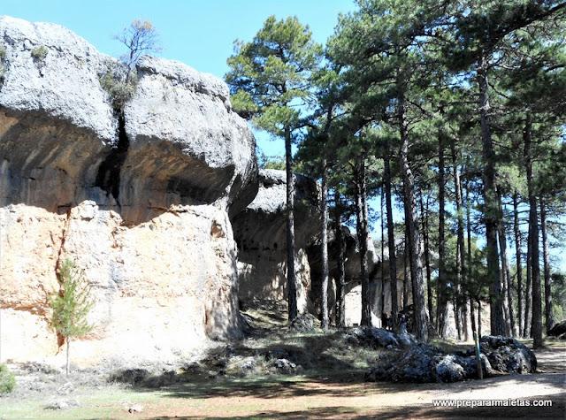que ver en la Ciudad Encantada de Cuenca