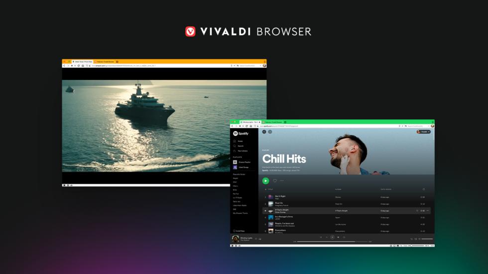 Vivaldi Browser 3.5 disponibile su desktop con novità