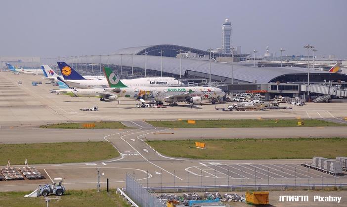 วิธีเดินทางจากสนามบินคันไซ (Kansai Airport) โอซาก้า เข้าเมือง