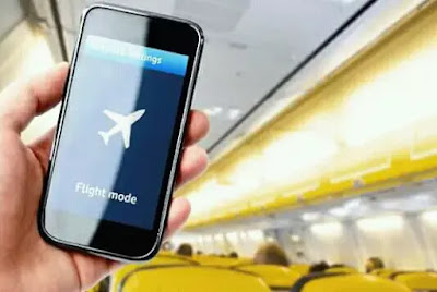 Cover Fungsi Mode Pesawat