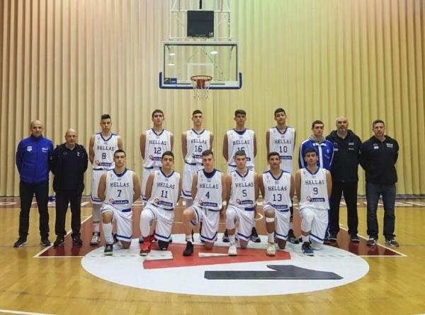 Οι φιλικοί αγώνες της Εθνικής παίδων στη Βουλγαρία