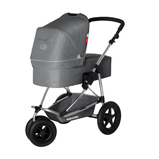 Mambo Daily kinderwagen met reiswieg
