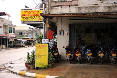 Motorradvermietung in Savannakhet