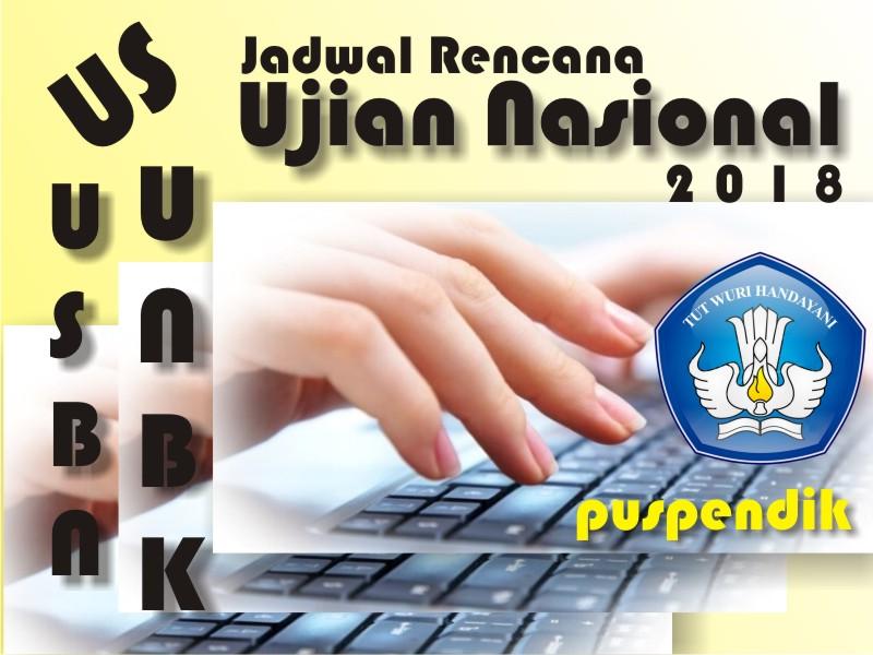 Hasil gambar untuk Jadwal UKOM UNBK dan US SMK 2018