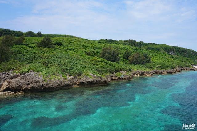 来間島の海、宮古島