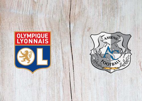 Olympique Lyonnais vs Amiens SC -Highlights 5 February 2020