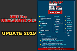 UMT Pro - UltimateMTK v2.1 - Vivo Y17, Oppo A5s FS and Vivo IMEI Tested