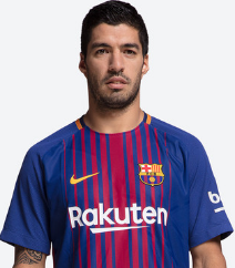 """Luis Alberto Suárez Díaz"""