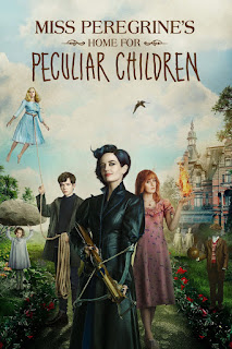 Miss Peregrine's Home for Peculiar Children 2016 Dual Audio ORG 720p WEBRip
