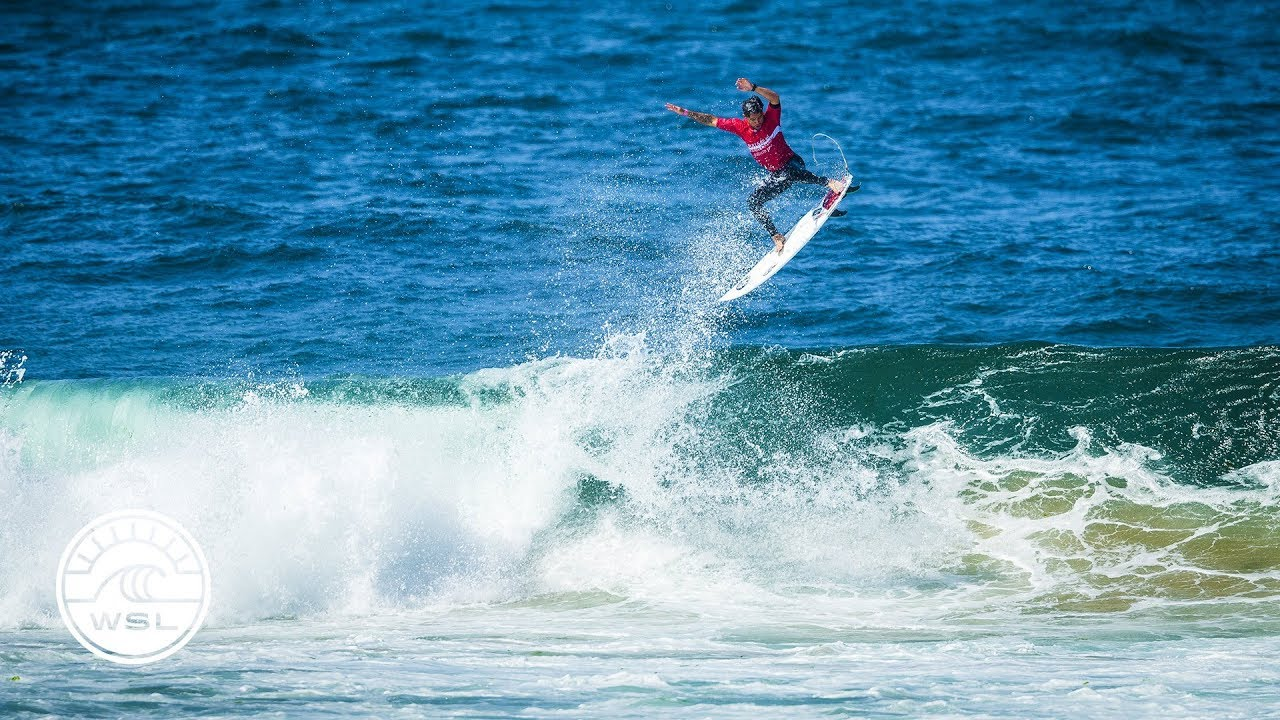 Pull Bear Pantin Classic Galicia Pro 2018 Highlights Big Moves and Big Exits on Day 4
