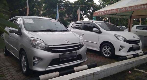 Tips Membeli Mobil Bekas Agya, Daihatsu Ayla, Seva.id