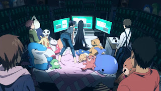تحميل ومشاهدة جميع حلقات انمي Kamisama no Memochou مترجم عدة روابط