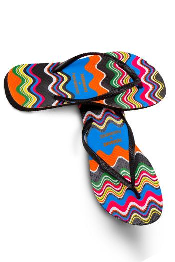 87f6d9e8ec686 Pretty Little Thing  Flip-flops  Missoni Loves Havaianas. «