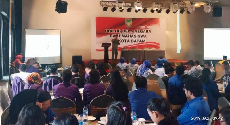 Bakamla RI/IDNCG Dukung Dialog Bela Negara 'Bangun Peradaban Maritim Nusantara'