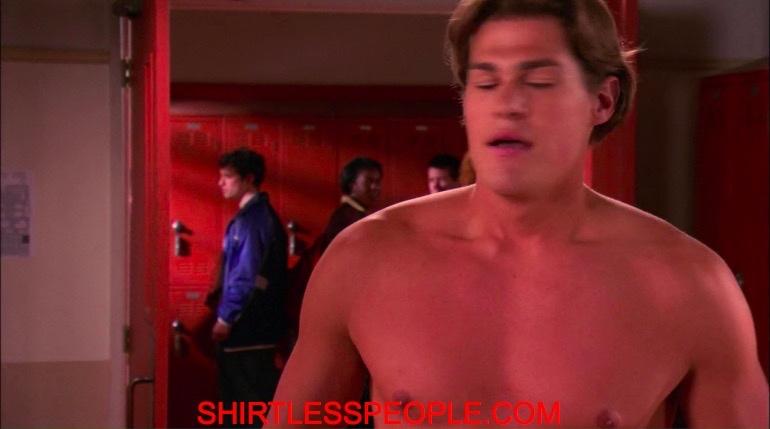 SHIRTLESS PEOPLE: Greg Finley shirtless in The Secret Life Of The ... Greg Finley Shirtless