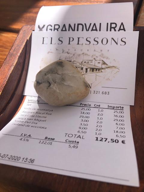 Cuánto cuesta comer en el Lago de Pessons