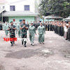 Danrem 141/Tp dan Ketua Persit Rem Tatap Muka Prajurit Kodim Takalar