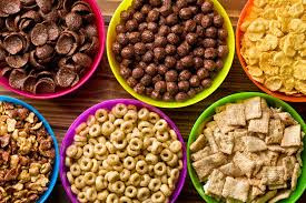 CEREALS AND THEIR PREPARATION.