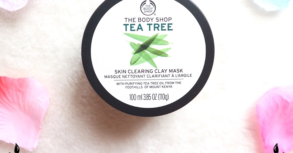 REVIEW [INDONESIA] | The Bodyshop Tea Tree Clay Mask ...