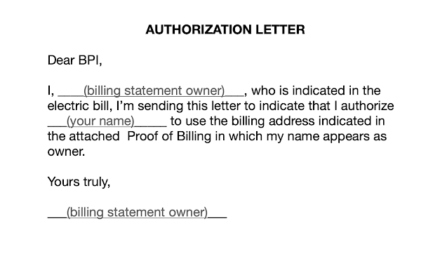 authorization-letter-proof-of-billing