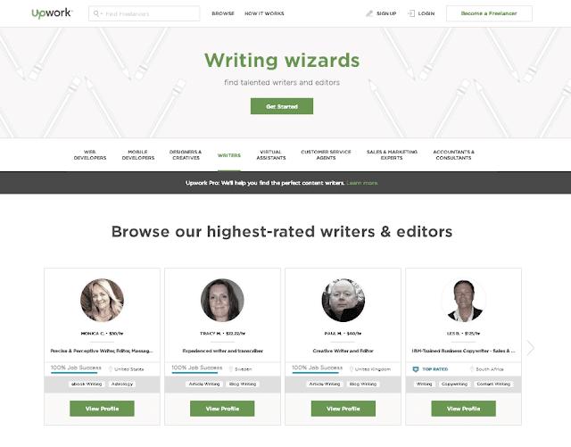 Contratar un escritor freelance es una manera de conseguir contenido para tu site