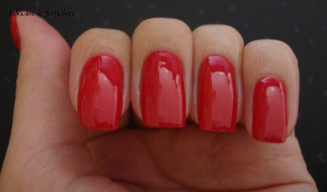 Esmalte Red Tropicale 4 da Derma Nail 55b66b106a