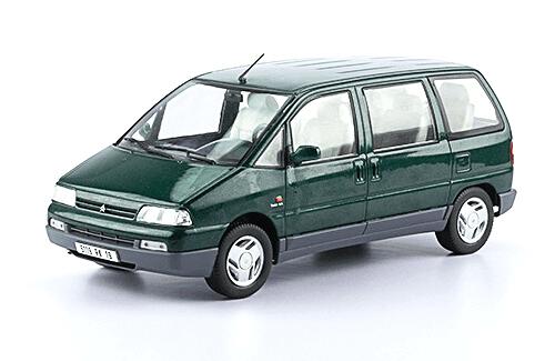 collection citroën 1/24a Citroën Evasion
