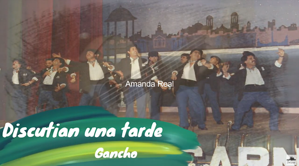 Pasodoble INÉDITO con LETRA de 'Con Gancho' a Fletilla por Amanda Real