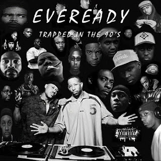 Deejay Eveready - Trapped In The 90's (2013)