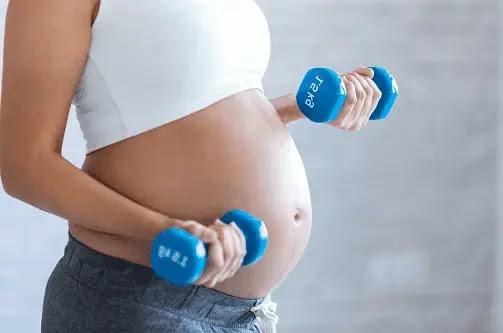ممارسة الرياضة للحامل في الشهور الاولى