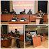 SURABAYA: Daring, Taruna AAL Ikuti Sidang Bapimkorptar Akademi TNI-Akademi Kepolisian TW IV