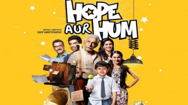 Aye Zindagi Lyrics - Hope Aur Hum