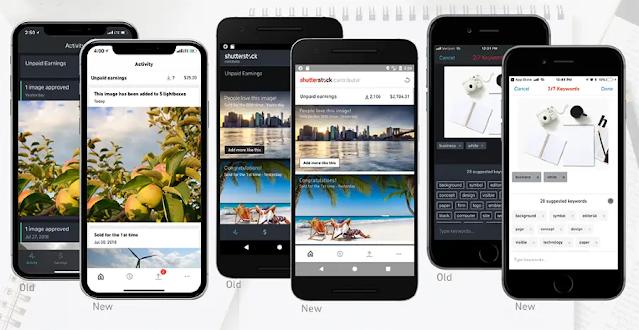 Cara Download Gambar Rumah Minimalis - Mengunduh Menggunakan Aplikasi Berbagi Gambar