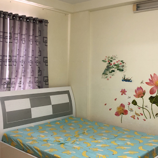 cho thuê căn hộ tân mai 2 phòng ngủ có nội thất