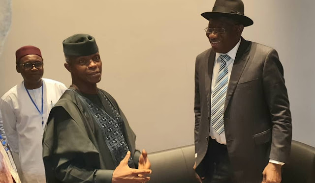 PDP Loss In Bayelsa: Jonathan Could Be Facing Suspension From PDP