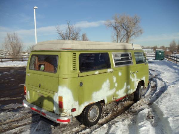 1977 VW Bus Westfalia Camper | vw bus wagon