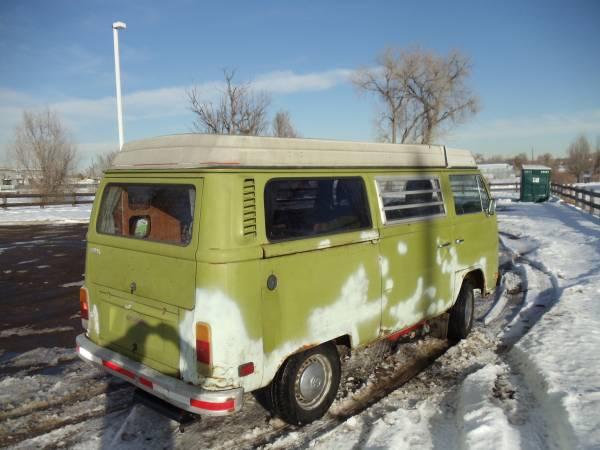 1977 VW Bus Westfalia Camper | vw bus wagon