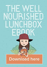 Well Nourished Lunchbox Recipes