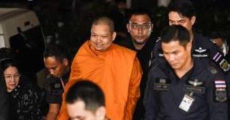 Biksu Kontroversial Thailand Terjerat Banyak Skandal, Pekan Ini Jalani Sidang Perdana di Bangkok
